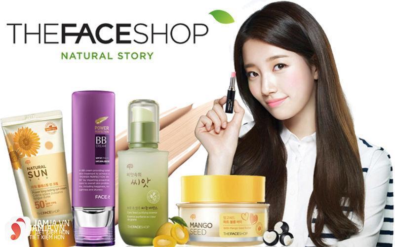 Đôi nét về thương hiệu The Face Shop 2