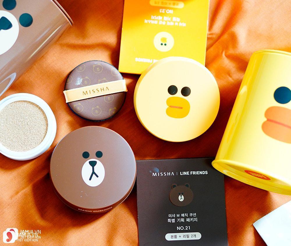 Top 13 sản phẩm phấn nước Hàn Quốc tốt nhất hiện nay 8
