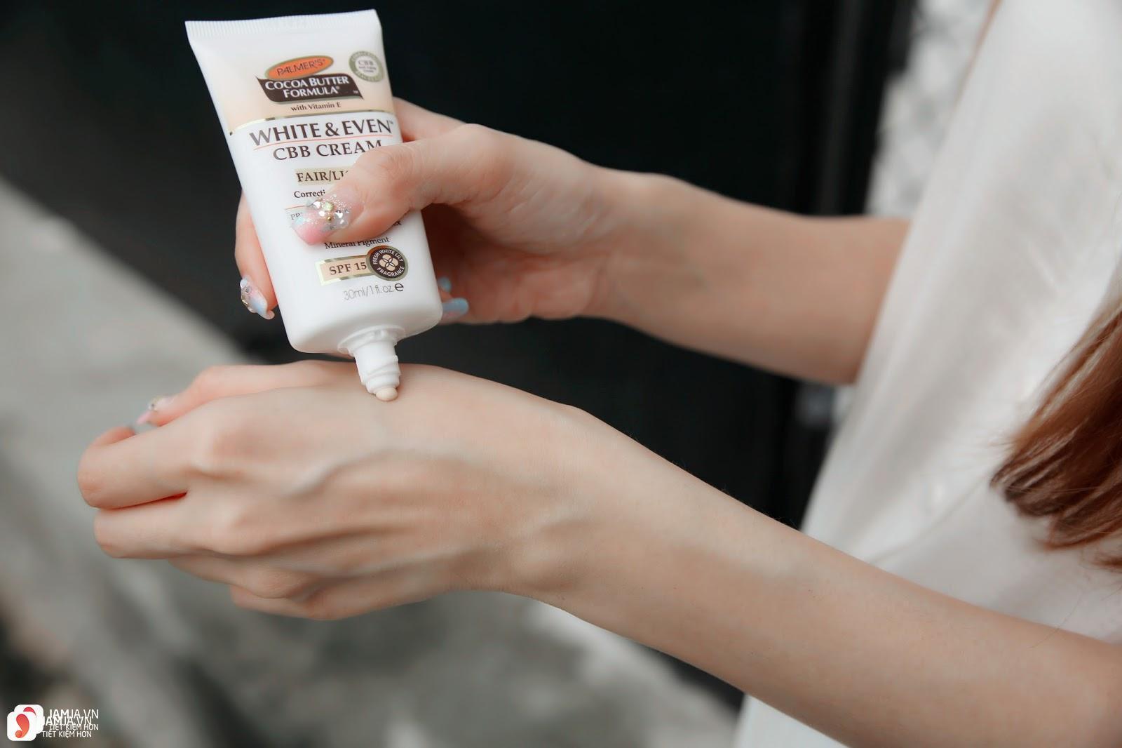 Kem dưỡng da tay Palmer's White & Even Hand Cream