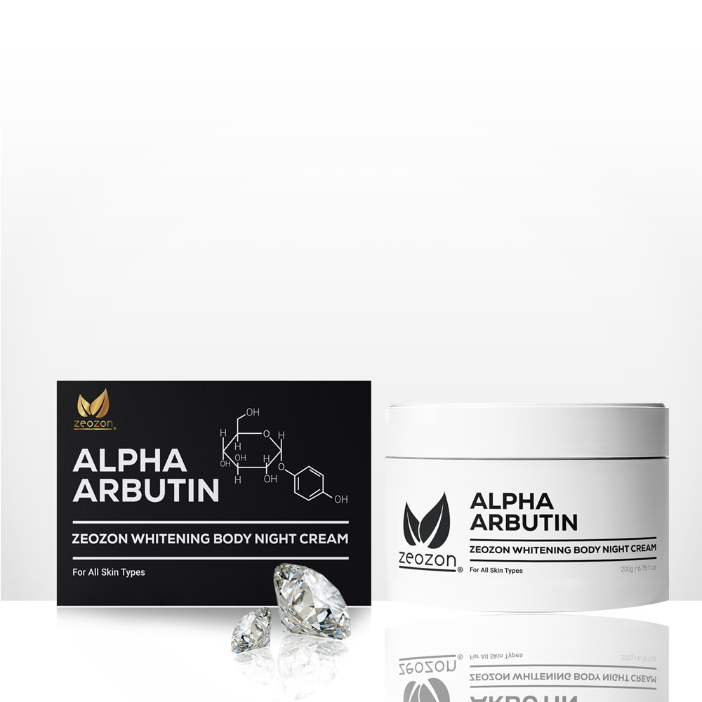 Zeozon Skin Whitening Body Cream SPF 40