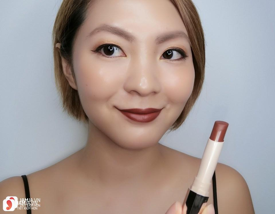 Son Fenty Mattemoiselle Plush Matte Lipstick review 12