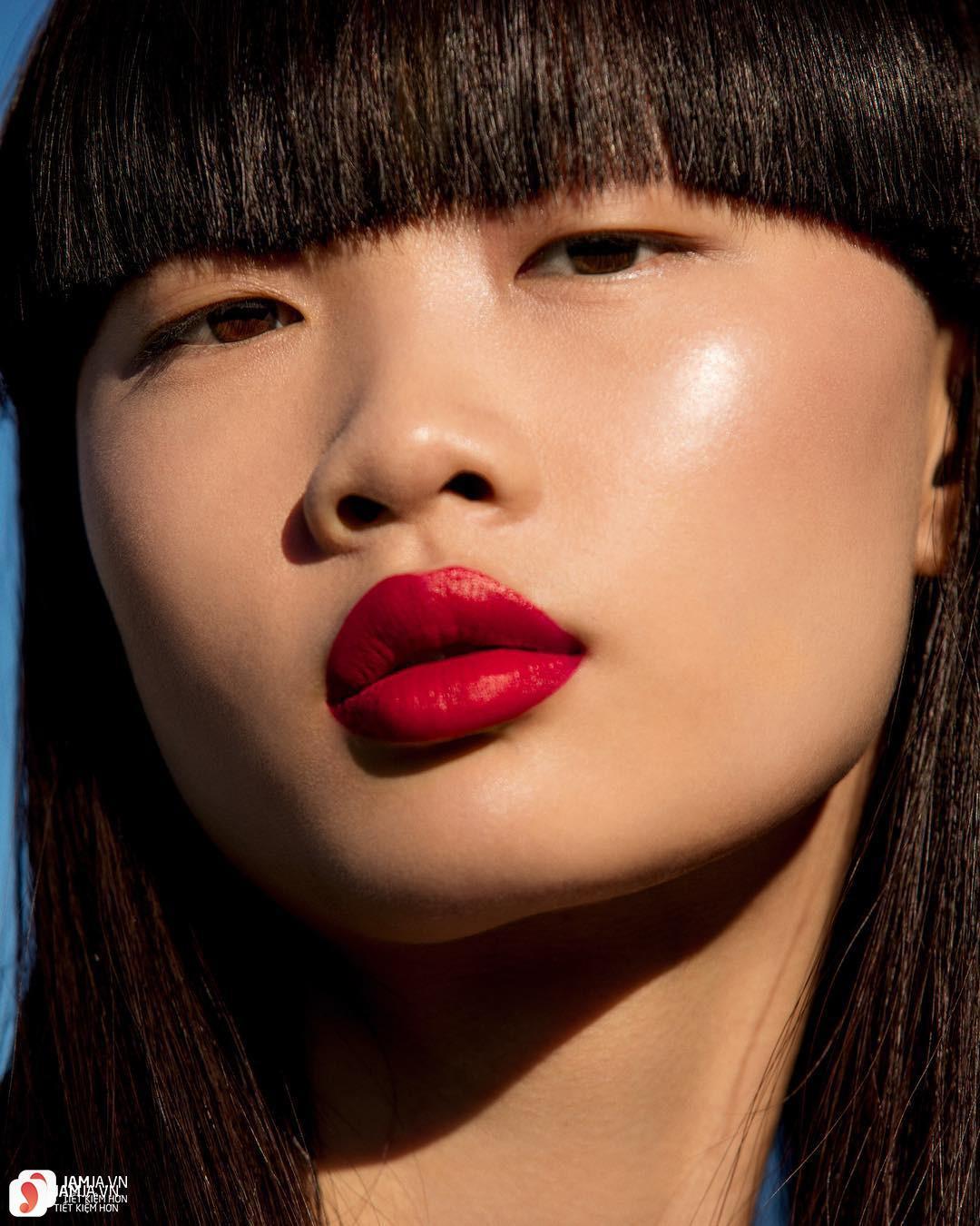 Son Fenty Stunna Lip Paint Longwear Fluid Lipstick review 10