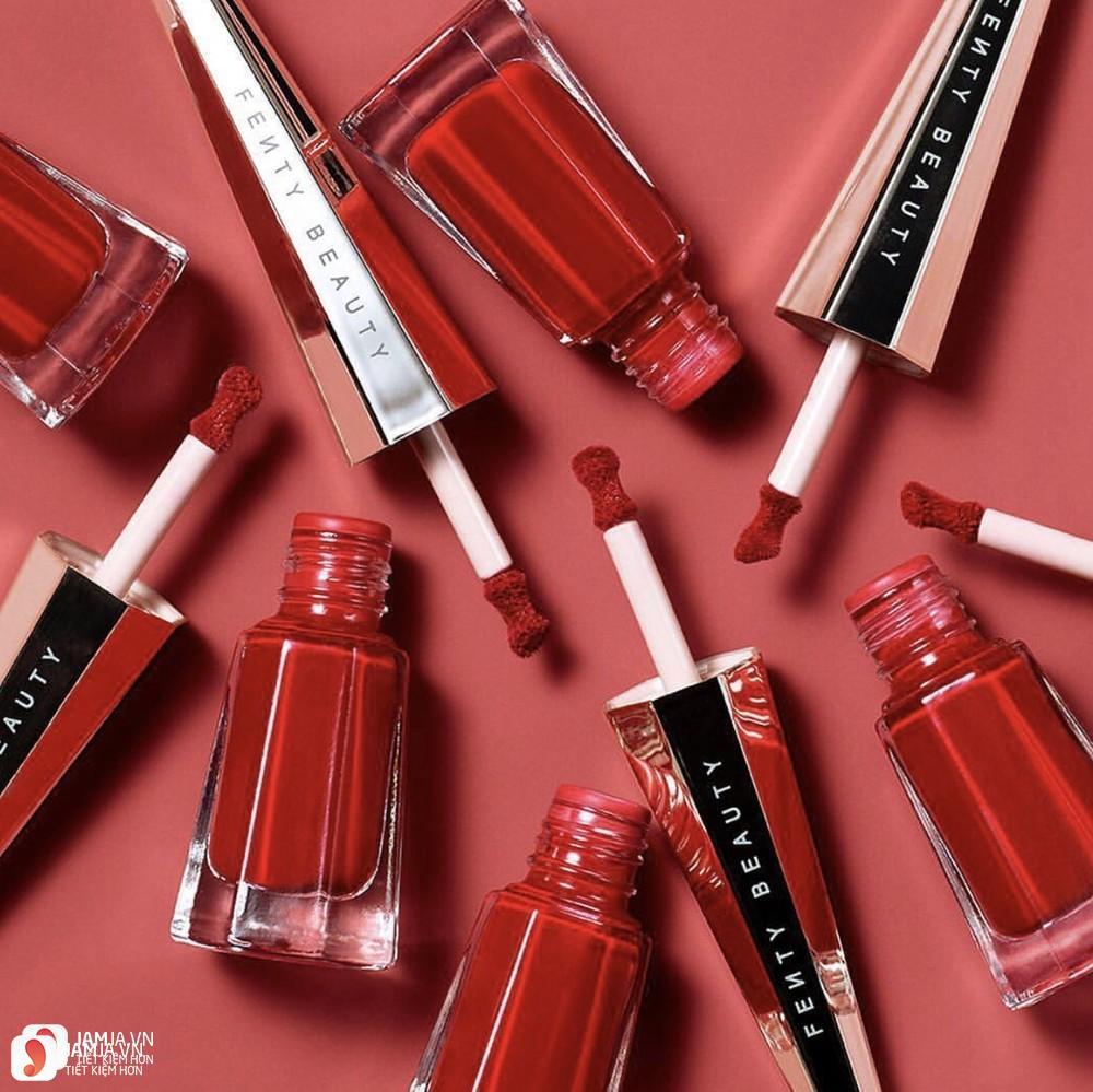 Son Fenty Stunna Lip Paint Longwear Fluid Lipstick review 2