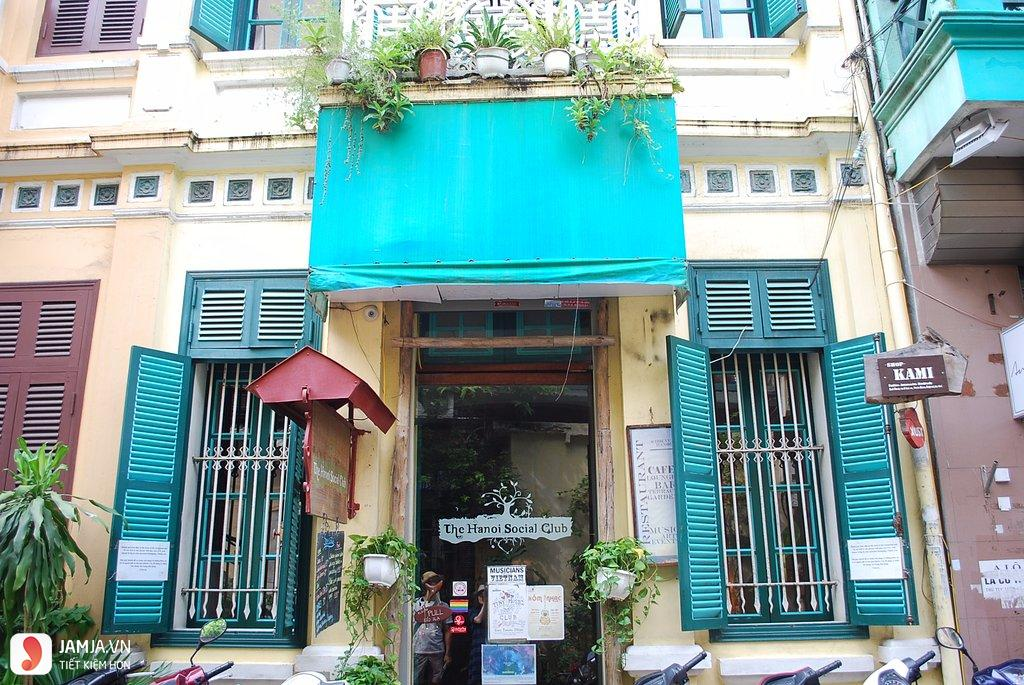 The Hanoi Social Club