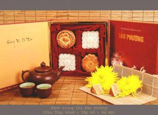 bánh trung thu Bảo Phương