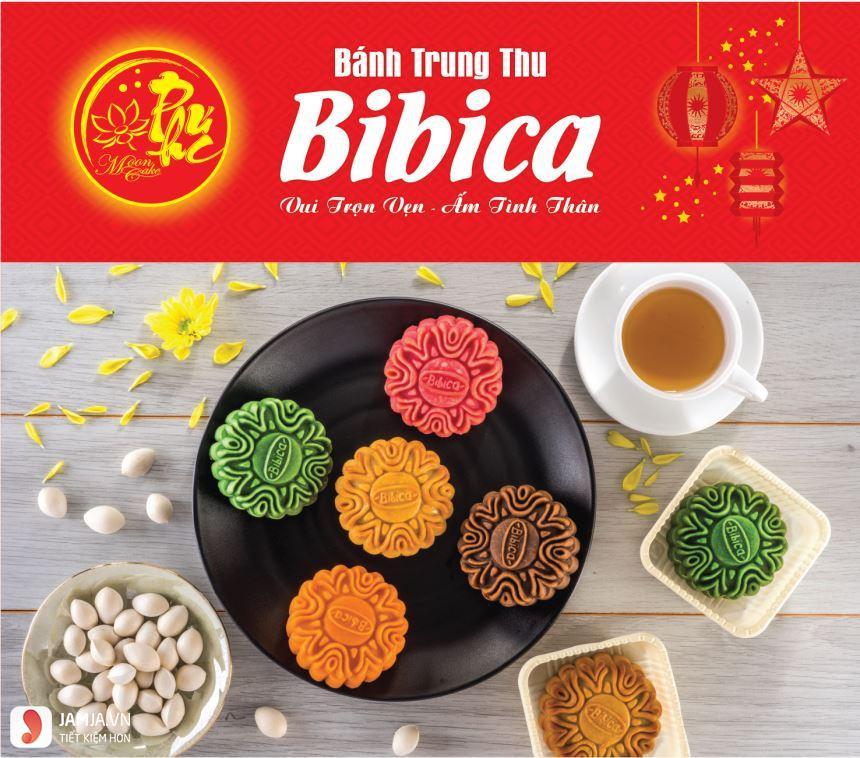 Bánh Trung Thu Bibica 1