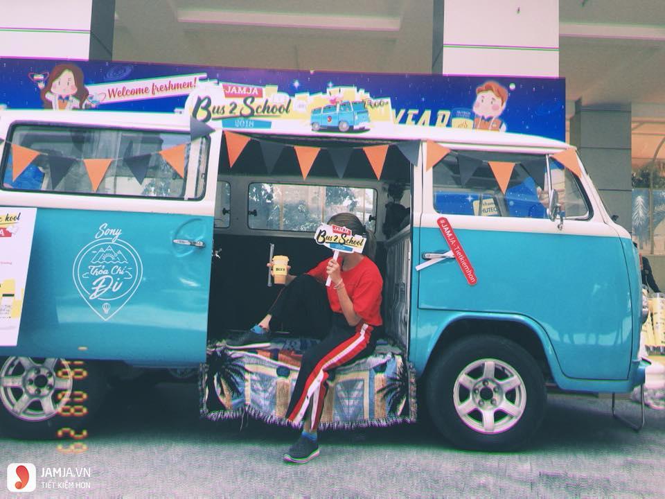 bus2school hà nội