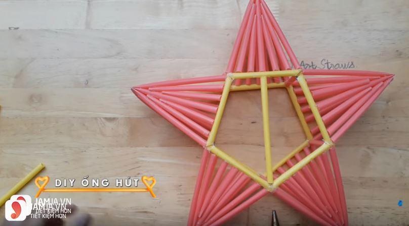 đèn lồng hình ngôi sao 5