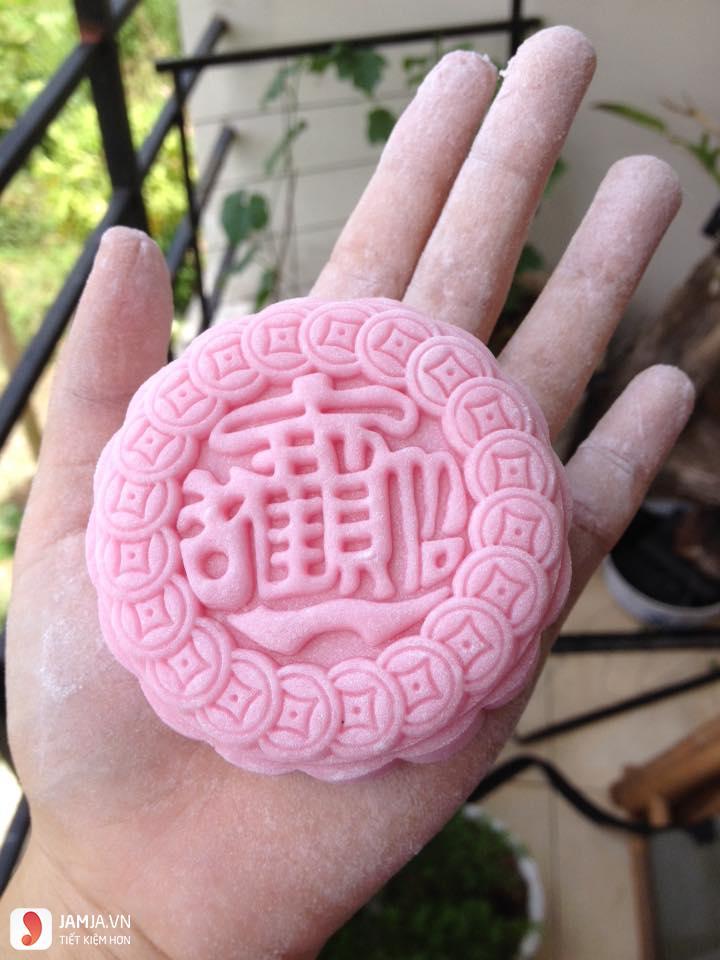 Cách làm vỏ bánh Trung Thu dẻo truyền thống 10