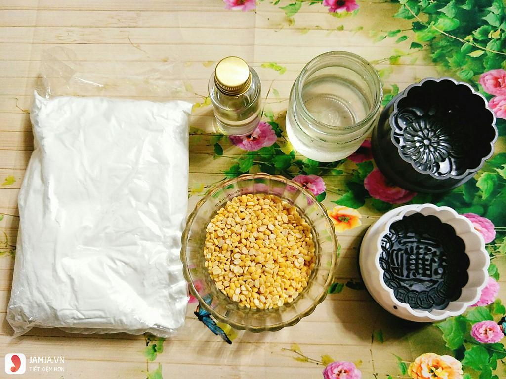 Cách làm vỏ bánh Trung Thu dẻo truyền thống 2
