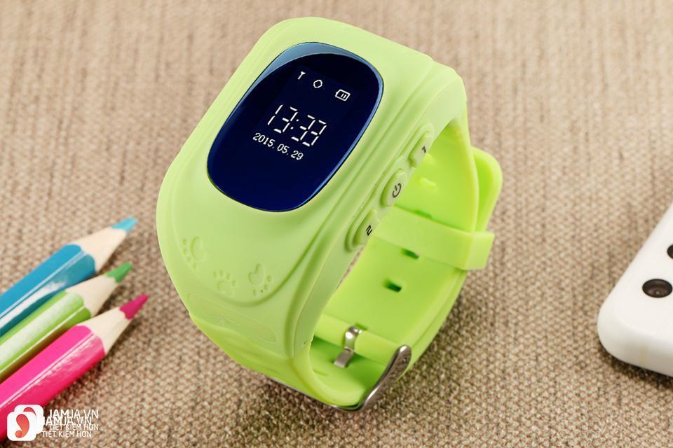Đồng hồ định vị trẻ em Q501