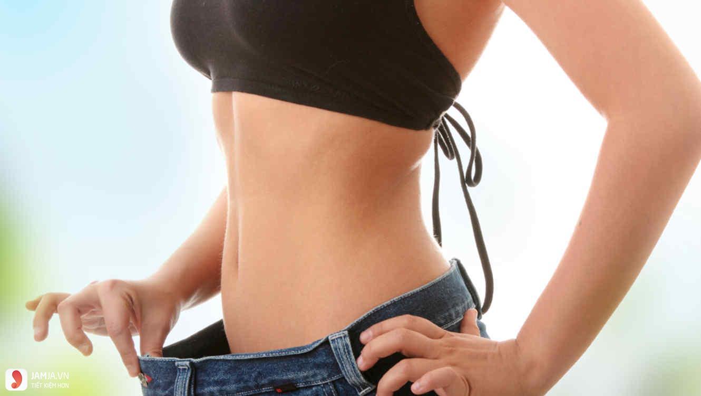 giảm cân có lợi ích gì đối với sức khỏe 1