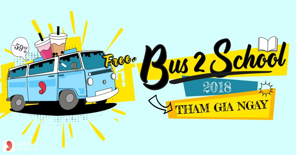 jamja bus2 school