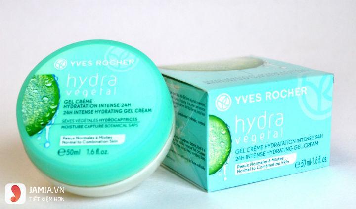 kem dưỡng da Yves Rocher 24h Rich Hydrating Cream 1