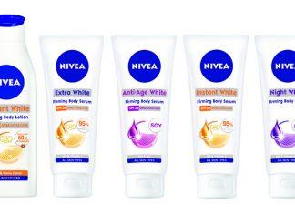 Kem dưỡng trắng da toàn thân Nivea