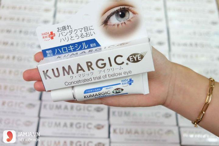 kem trị thâm mắt Kumargic Eyes 1