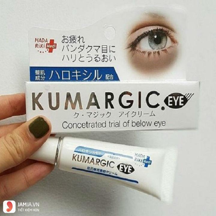 kem trị thâm mắt Kumargic Eyes 2