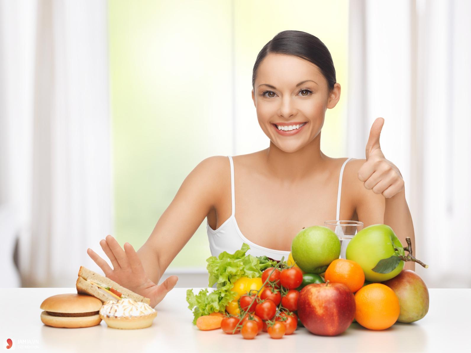Làm sao để ăn kiêng đạt hiệu quả 1