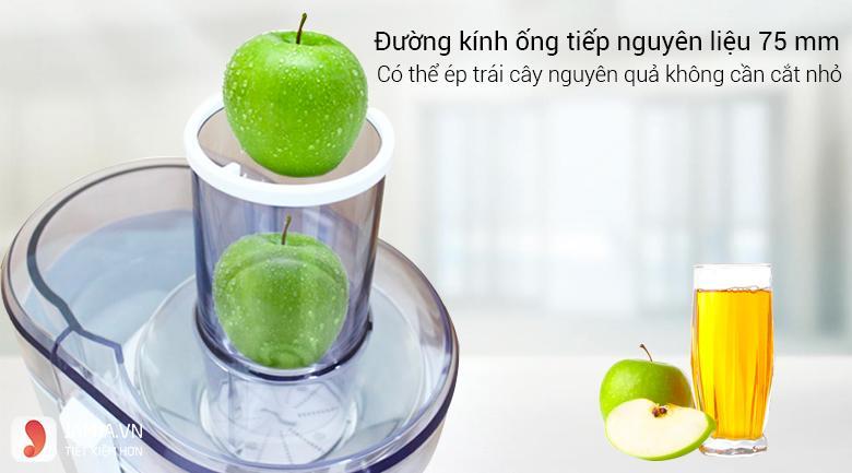 Máy ép trái cây Panasonic MJ-SJ01WRA - 1