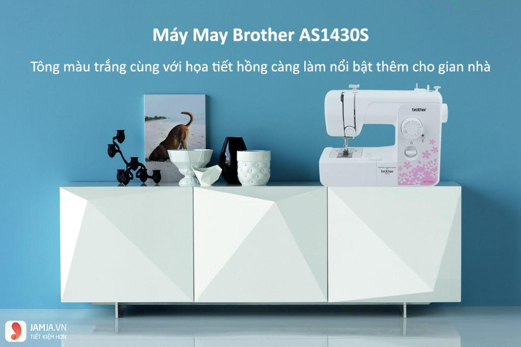 Máy may Brother AS1430S