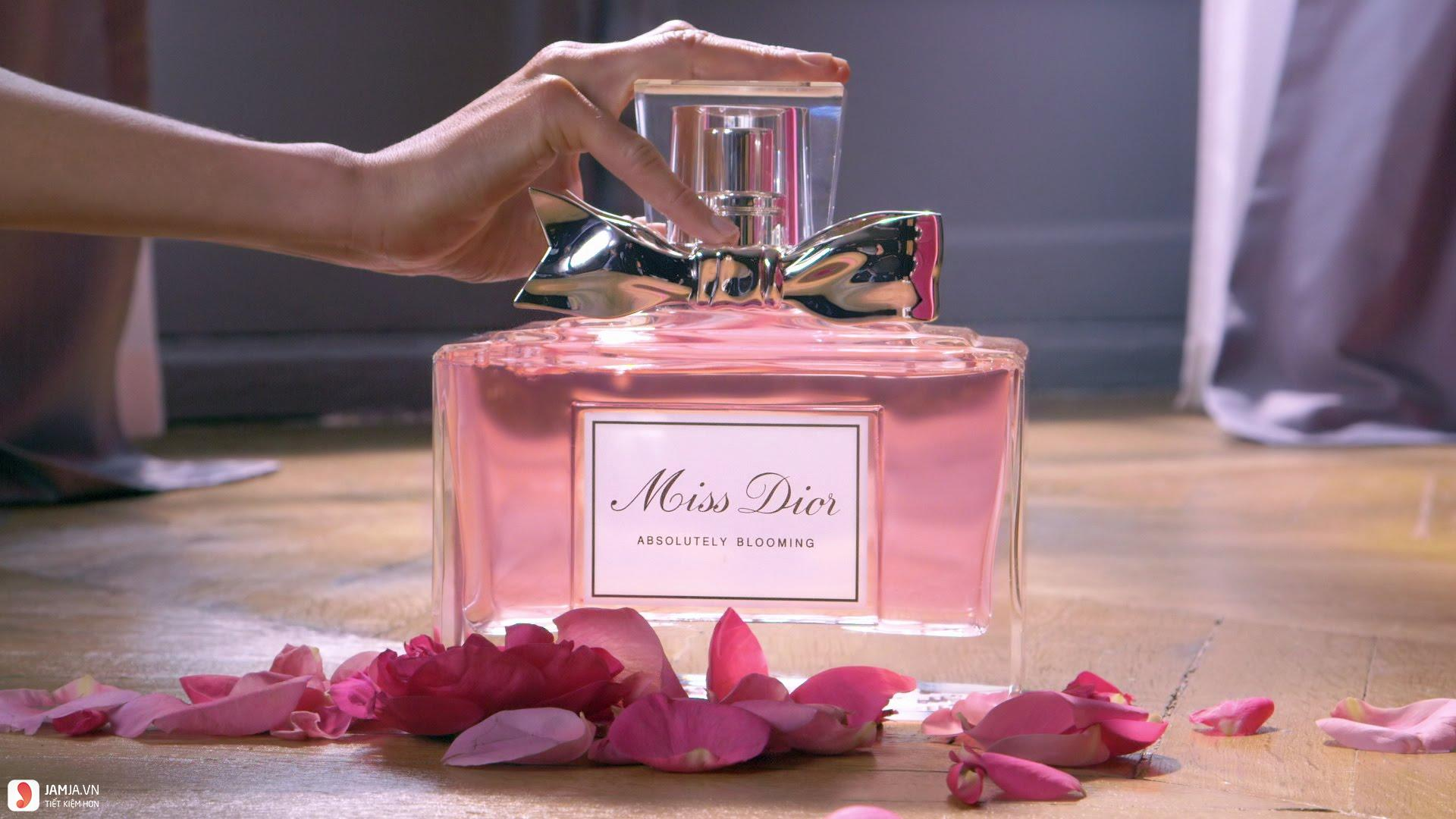 Nước hoa miss dior mua ở đâu uy tín
