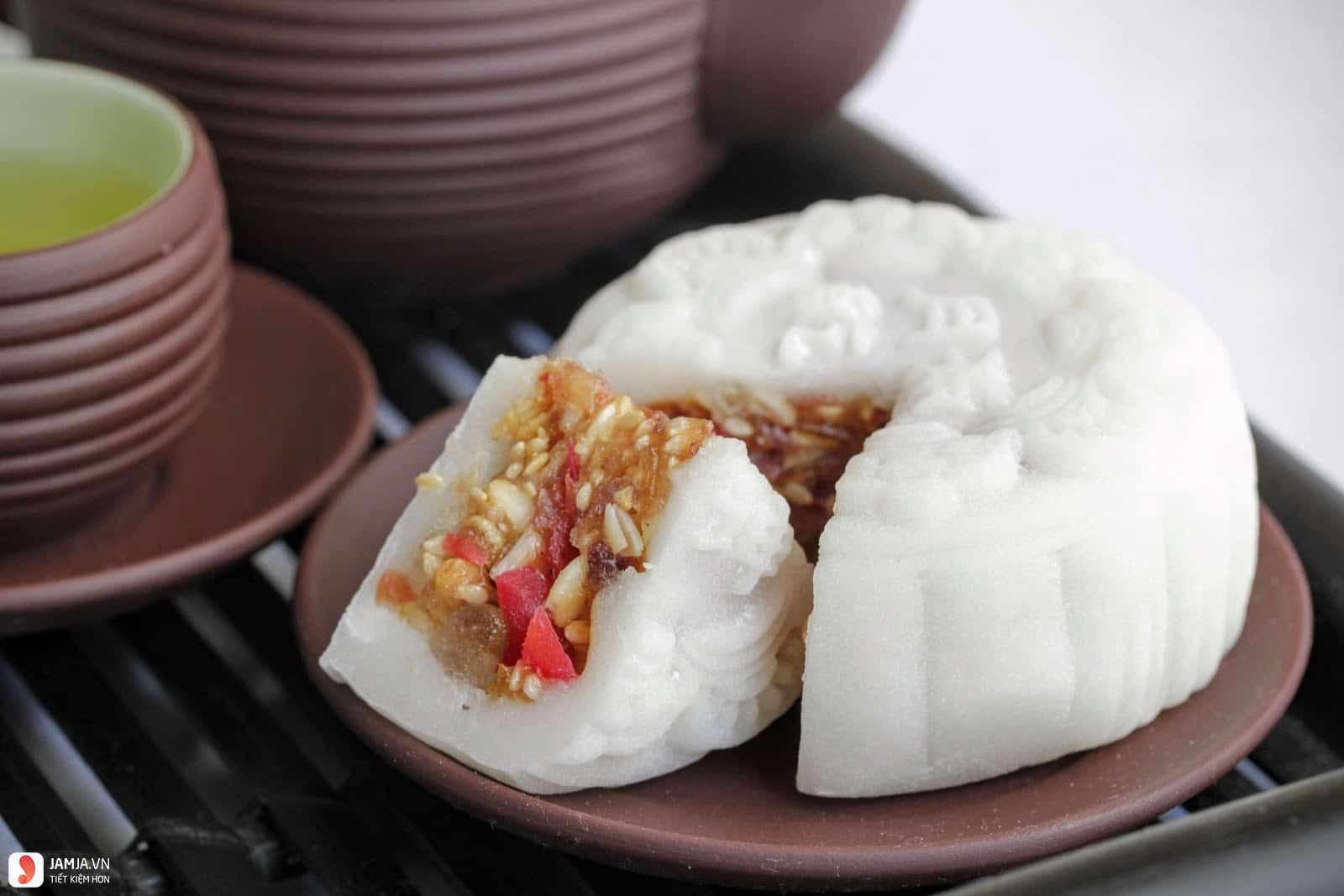 Nguồn gốc bánh Trung Thu dẻo truyền thống 2