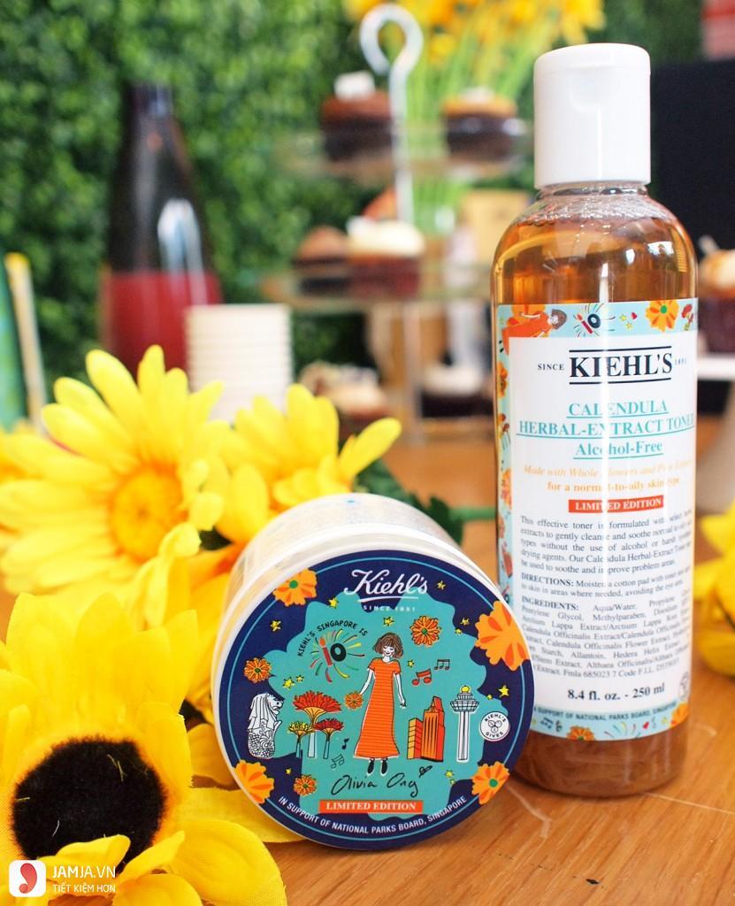 Nước hoa hồng Kiehl's Calendula Herbal Extract Alcohol- Free 6
