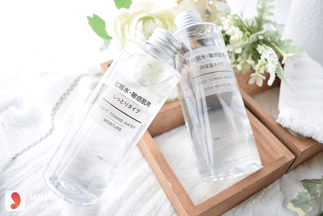 Nước hoa hồng Muji - 1