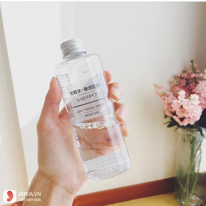 Nước hoa hồng Muji - 4