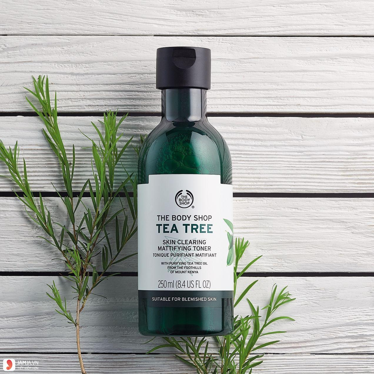 Nước Hoa Hồng The Body Shop Tea Tree Skin Clearing Toner 1