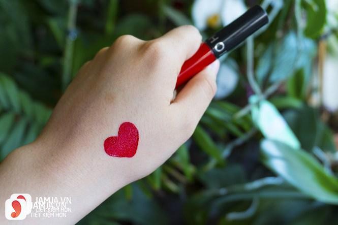 SonSephora Cream Lip Stain màu nào đẹp nhất 3