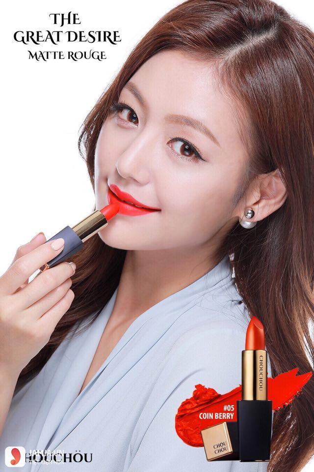Son Chou Chou Desire màu 05