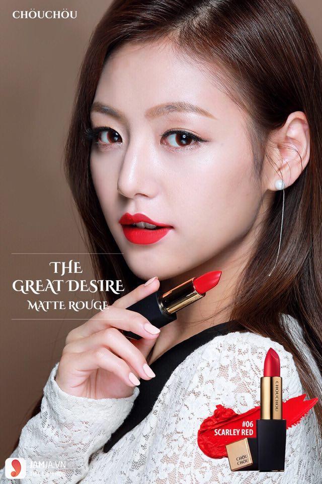 Son Chou Chou Desire màu 06