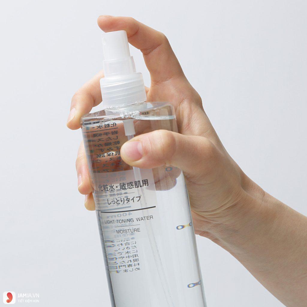 Thiết kế nước hoa hồng Muji - 2