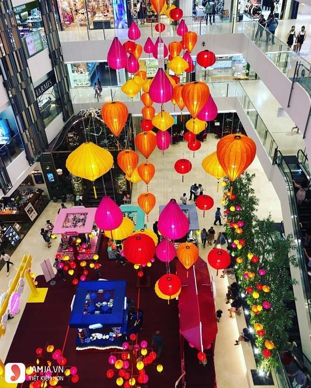 Trung tâm thương mại Takashimaya- 1
