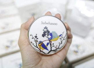 Cushion Sulwhasoo Limited giá bao nhiêu