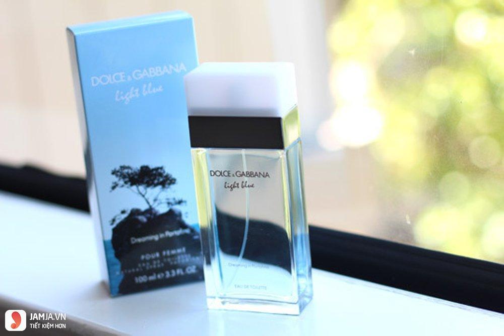 Dolce & Gabbana Light Blue dành cho nữ 1