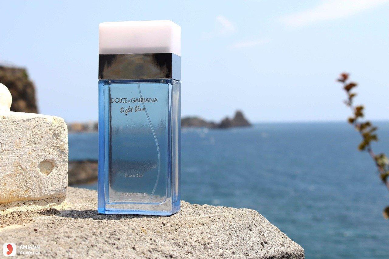Dolce & Gabbana Light Blue dành cho nữ 2