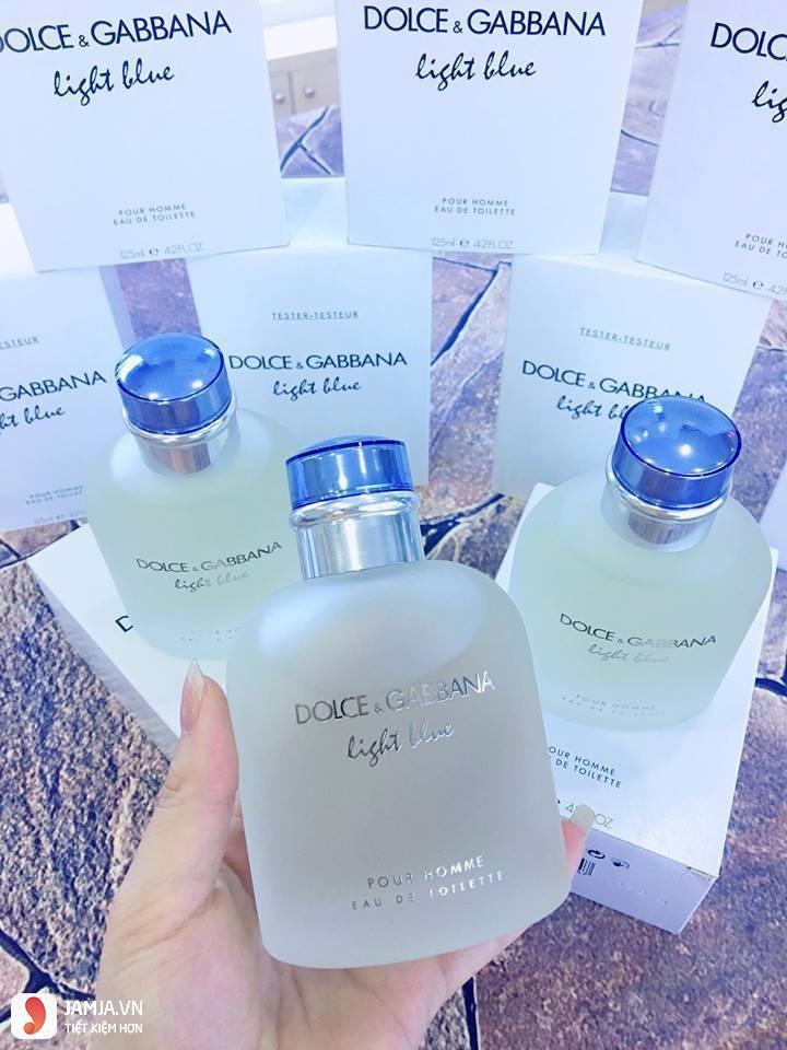 Dolce & Gabbana Light Blue dành cho nam 1