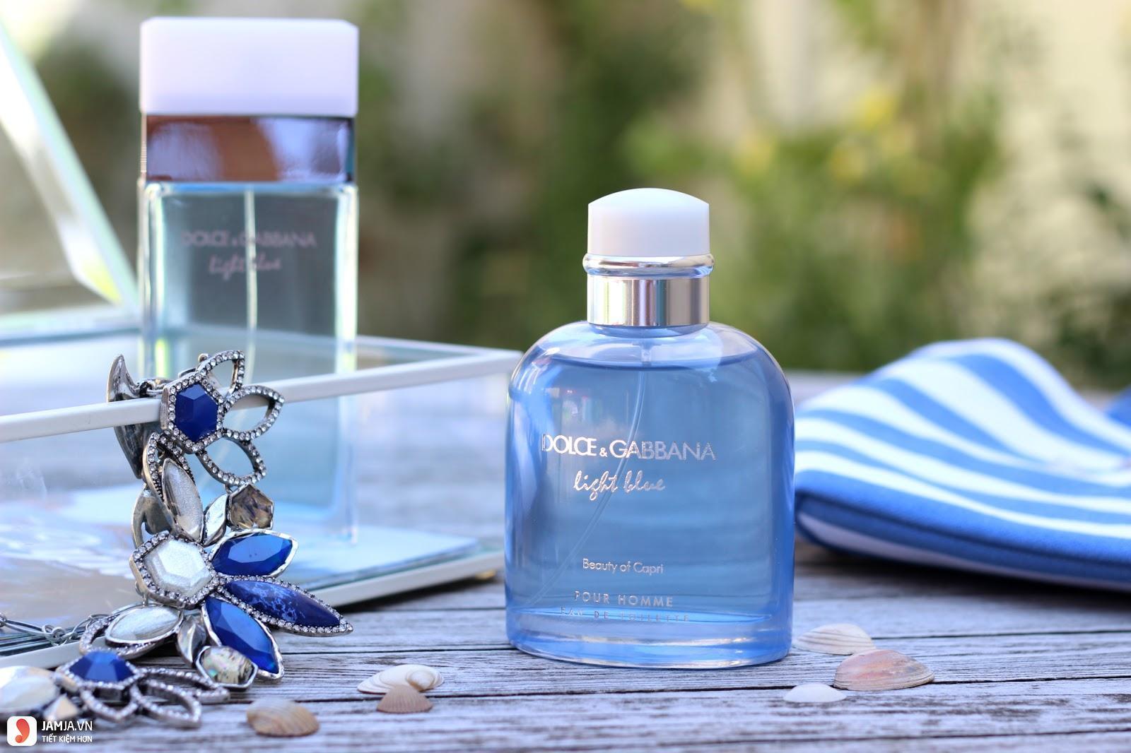 Dolce & Gabbana Light Blue dành cho nam 2