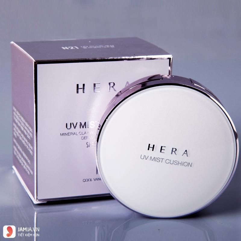 Hera UV Mist Cushion review