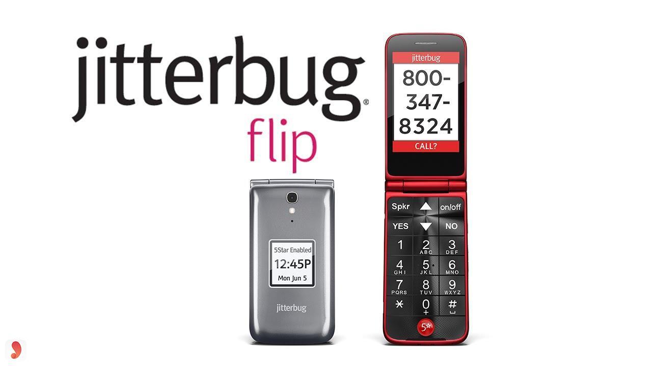 Jitterbug Flip 1