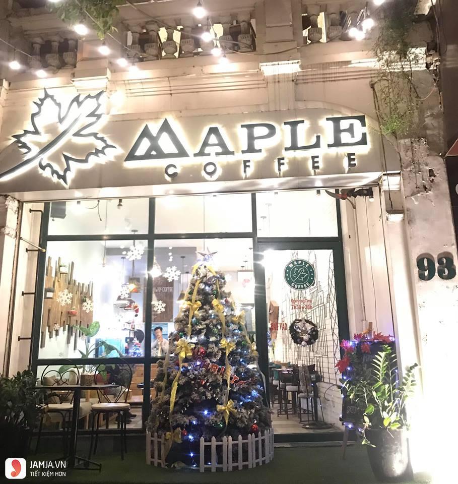 Maple Coffee 2