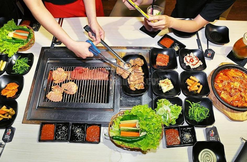 Nhà Hàng King BBQ Vincom Quang Trung