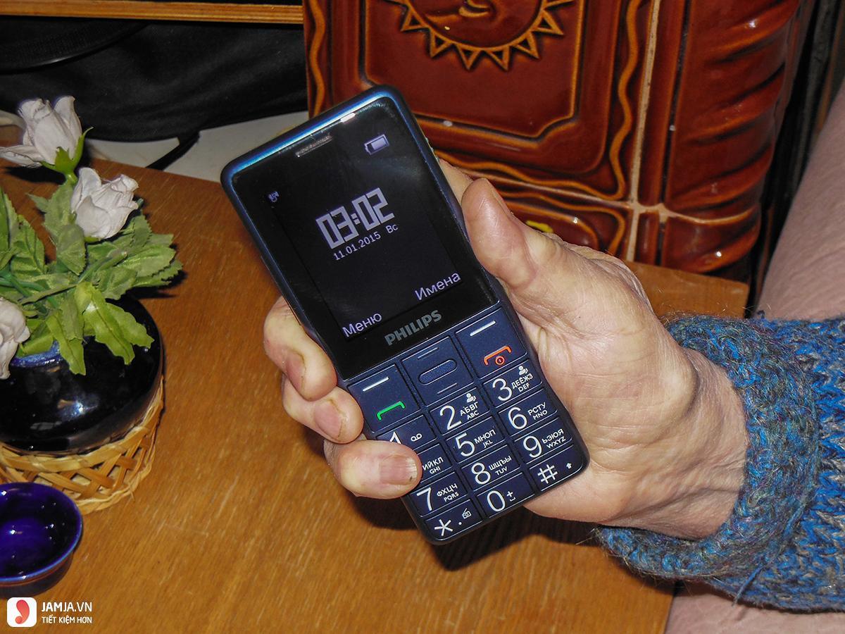 điện thoại Philips Xenium E311