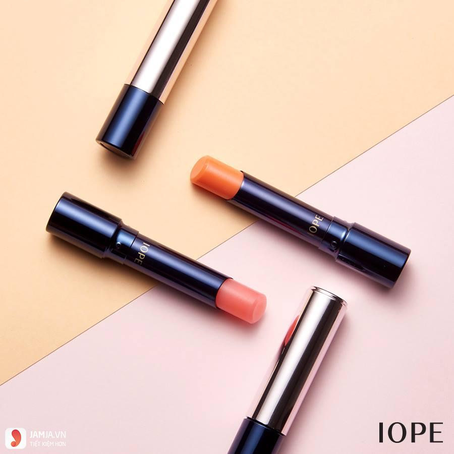 Review son Iope Water Fit Lipstick 3