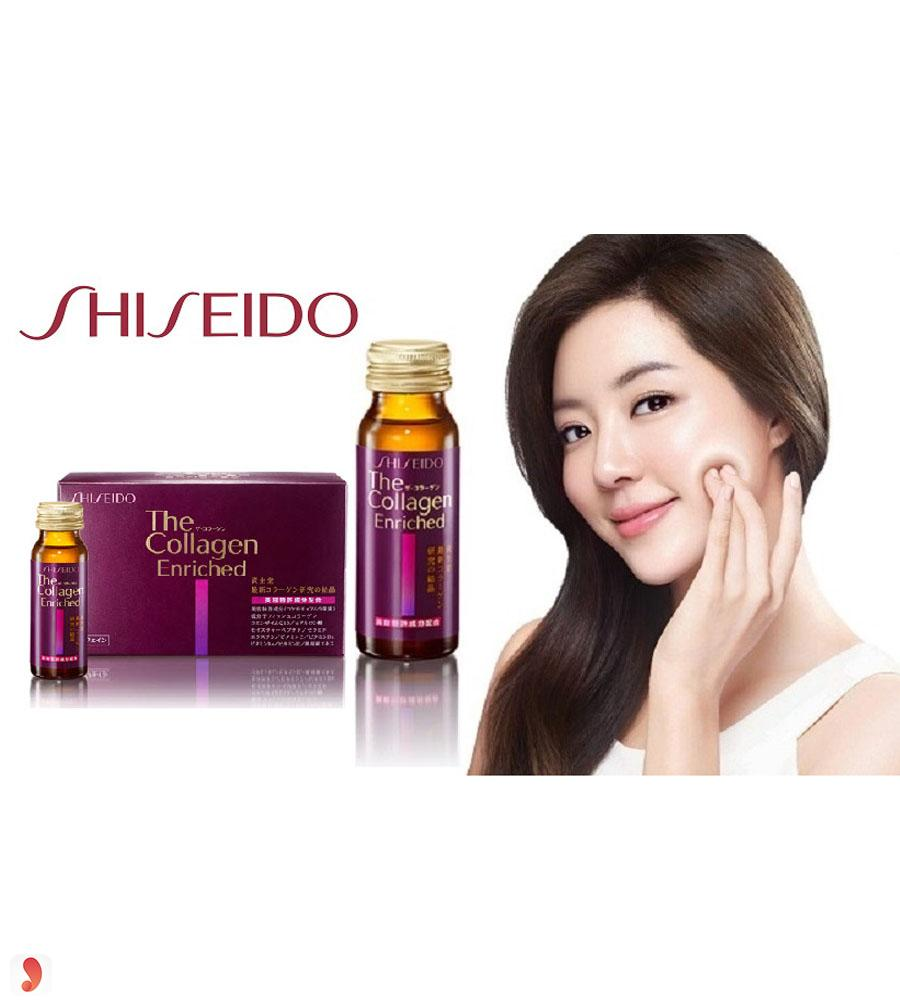 Shiseido The Collagen Enriched 1