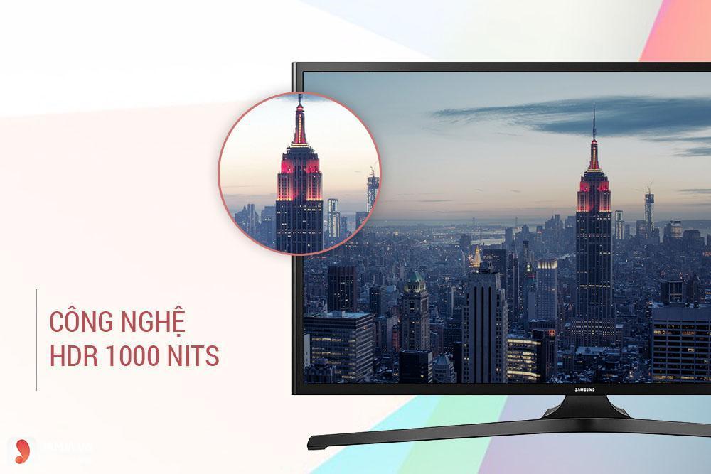 Smart Tivi Samsung 43 inch 4K UHD UA43MU6100KXXV