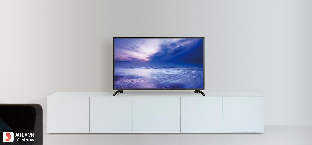 Tivi LED Full HD Panasonic TH- 49E410V 4