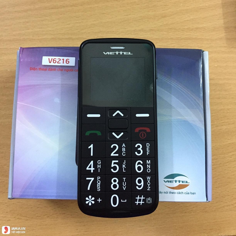 Điện thoại di động Viettel V6216